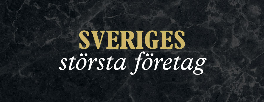 Sveriges största företag